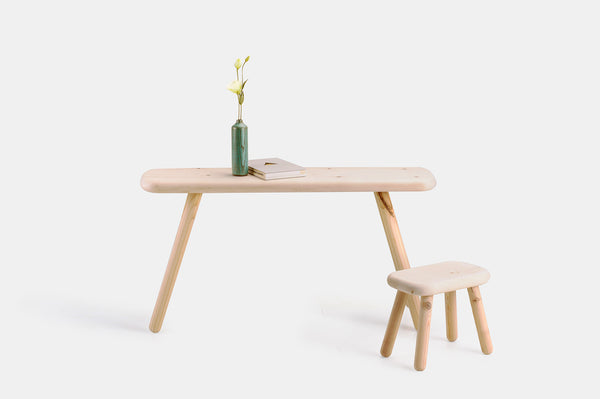 Dough Plus Seats Side Table Bed End