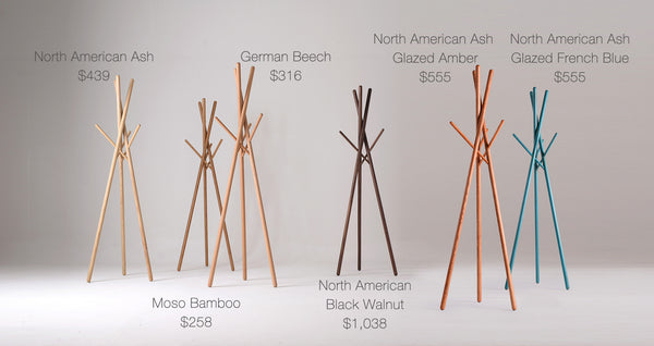 Nude Coat Stand