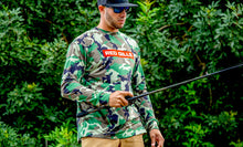 Performance fishing shirt