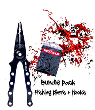 Fishing pliers bundle pack