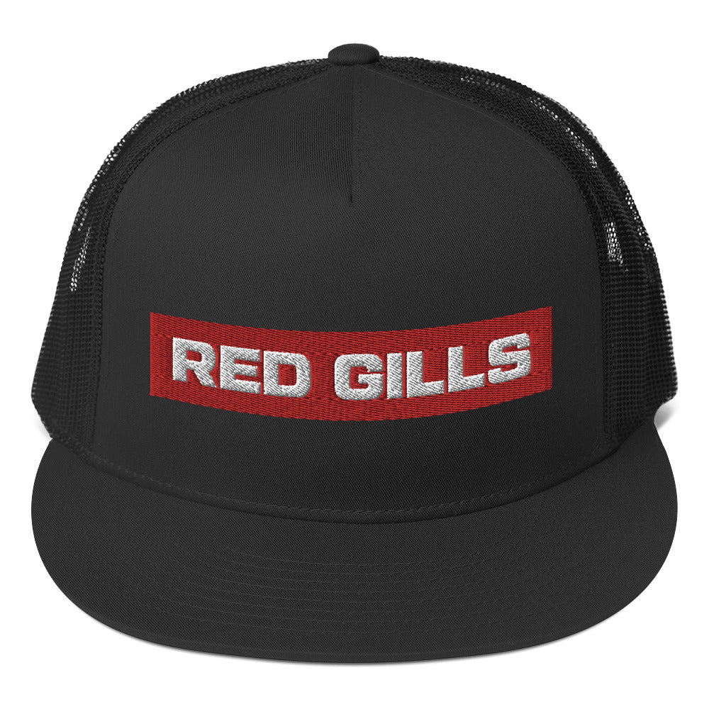 RED GILLS