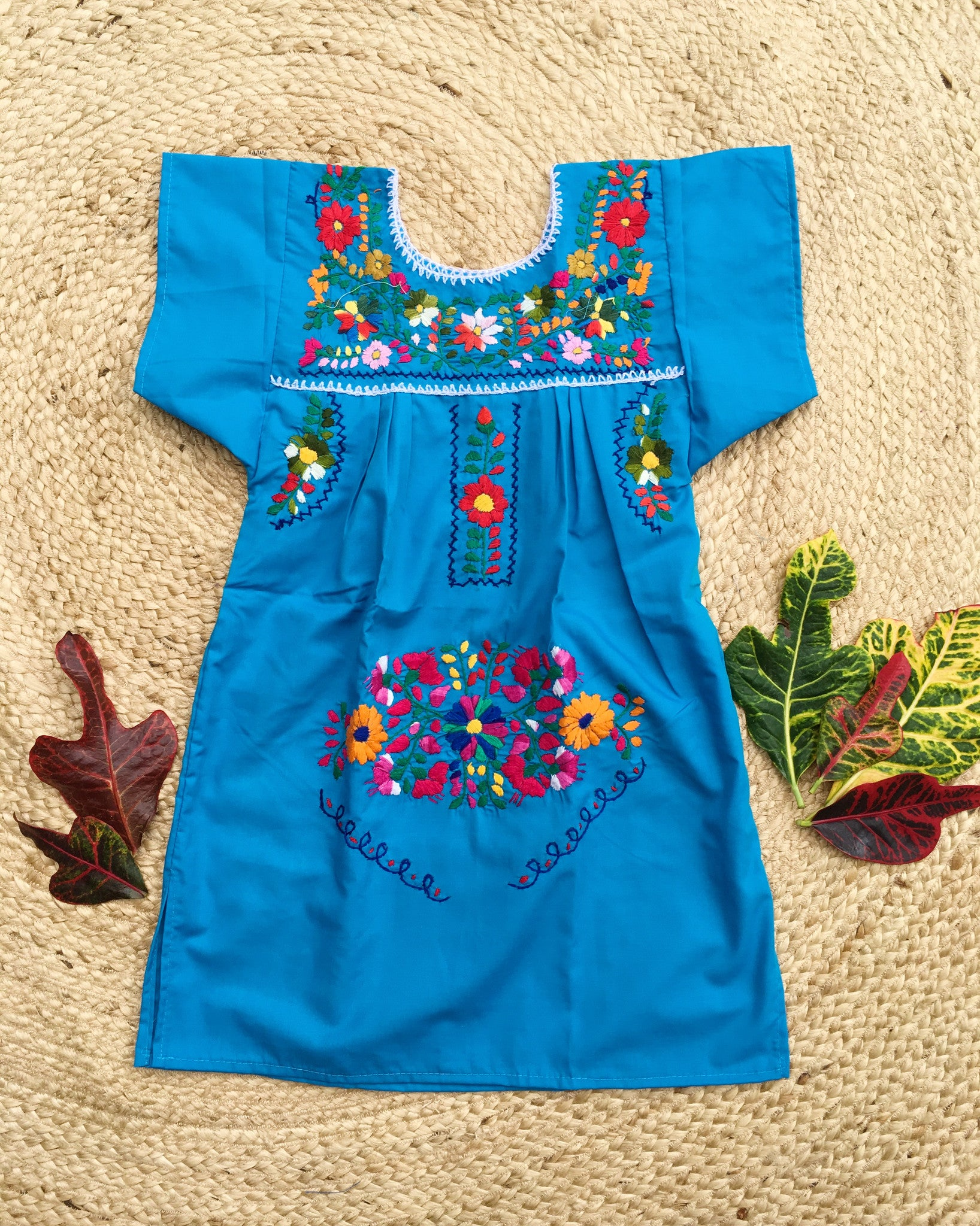 Mexican dresses for Girls - Bella Bonita