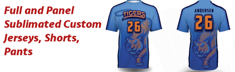 sublimated uniforms: cheap sublimation jerseys, shorts, pants for baseball, basketball, cheerleading