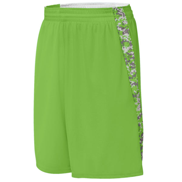 Hook Shot Reversible Short - Youth