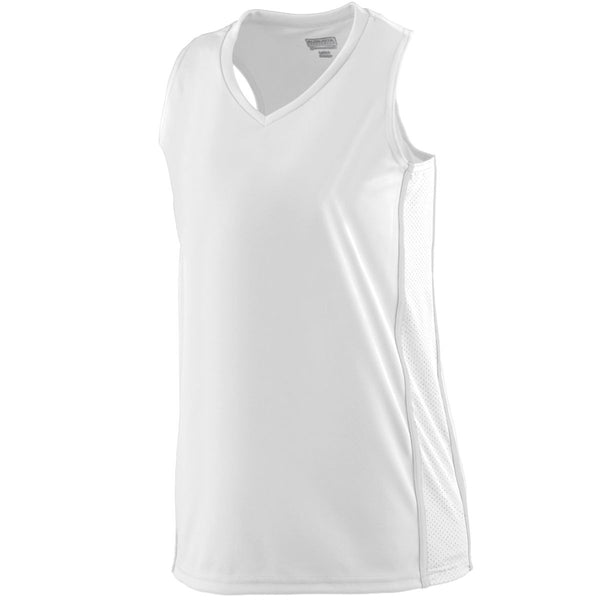 Girls Winning Streak Racerback Jersey