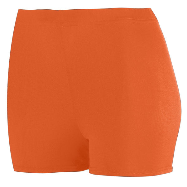 "Girls Poly/spandex 2.5"" Short"