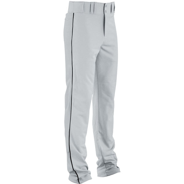 High Five Youth Piped Double Knit Baseball Pant