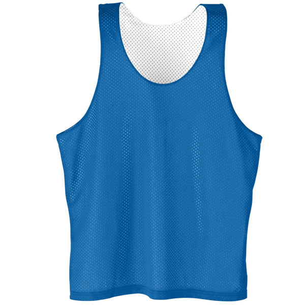 Reversible Tricot Mesh Lacrosse Tank - Youth