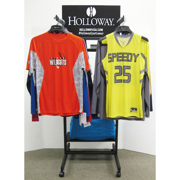 Holloway Branded Rack Display