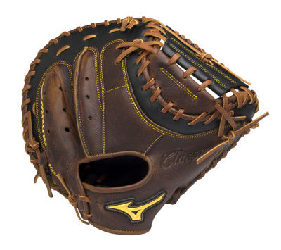 "Mizuno Clasic Pro Soft 33.50"" - Catchers Mitt"