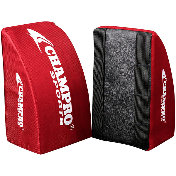 Champro Catcher's Knee Support Youth Scarlet <FONT size=2>(pair)</FONT>: CG28-CG29