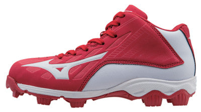 Mizuno 9-Spike Advanced Youth Franchise 8 - Mid