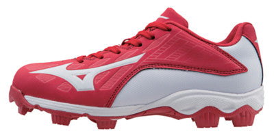 Mizuno 9-Spike Advanced Youth Franchise 8 - Low