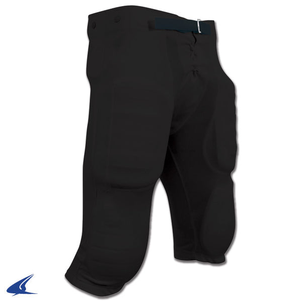Champro Youth Football Pant with Snaps: FPY