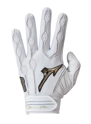 Mizuno Mizuno Pro Batting Gloves - Adult
