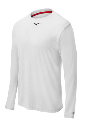 Mizuno Comp Long Sleeve Crew