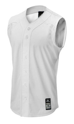Mizuno Elite Mesh Game Jersey - Sleeveless