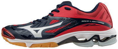 Mizuno Volleyball Men's Wave Lightning Z2 Shoes