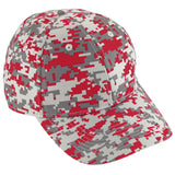 Digi Camo Cotton Twill Cap - Youth