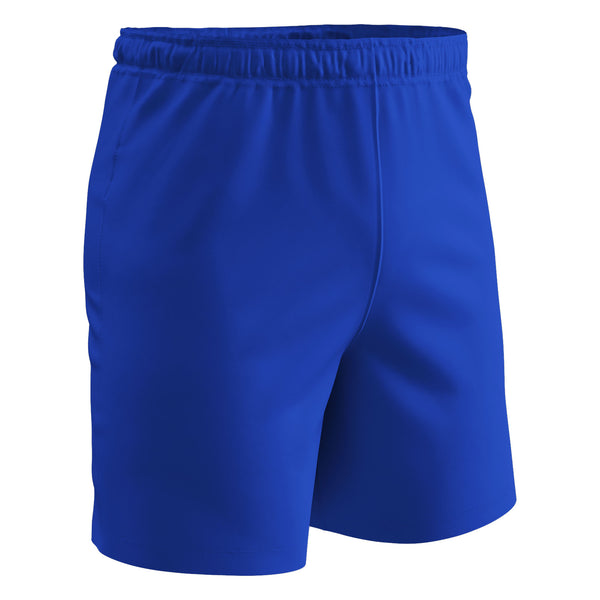Champro MARK Soccer Short; XL; Royal; Adult: SS20