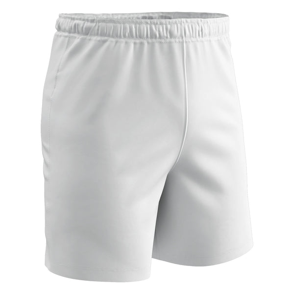 Champro MARK Soccer Short; L; White; Youth: SS20