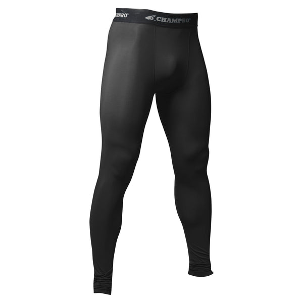Champro Compression Tight; 3XL; Black; Adult: CS5