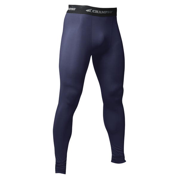 Champro Compression Tight; L; Navy; Adult: CS5