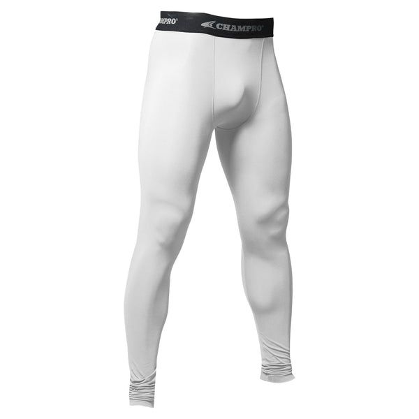 Champro Compression Tight; S; White; Adult: CS5