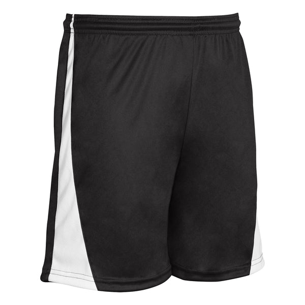 Champro Sweeper Soccer Short;L;Black,White;Youth; L; Black,White; Youth: SS30