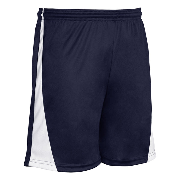 Champro Sweeper Soccer Short;L;Navy,White;Adult; L; Navy,White; Adult: SS30