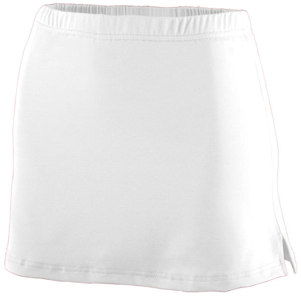 Girls Poly/spandex Team Skort