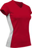 GameGear PT823PC - Women's Side Panel Training Shirt