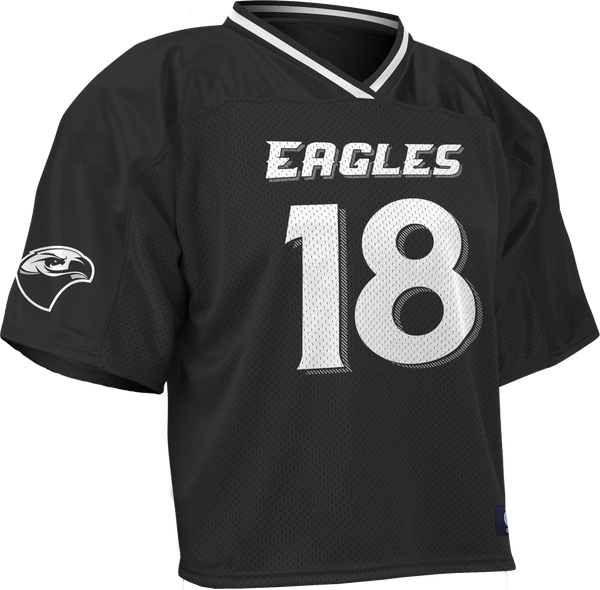 GameGear AD966 - Men's Lacrosse Game Jersey with Striped Collar