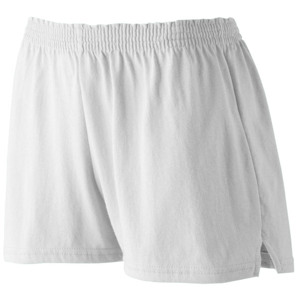 Ladies Trim Fit Jersey Short