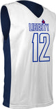 GameGear PT994P - Men's Reversible Basketball Jersey with Side Panels