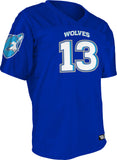 GameGear AD995FY - Youth Fanwear Football Jersey