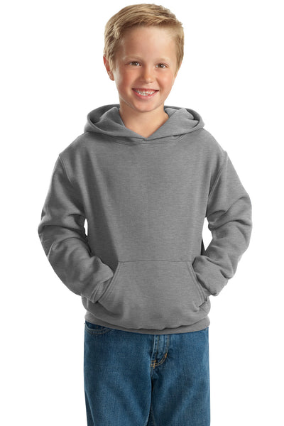 JERZEES - Youth NuBlend Pullover Hooded Sweatshirt.  996Y