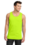 District - Young Mens Cotton Ringer Tank DT1500