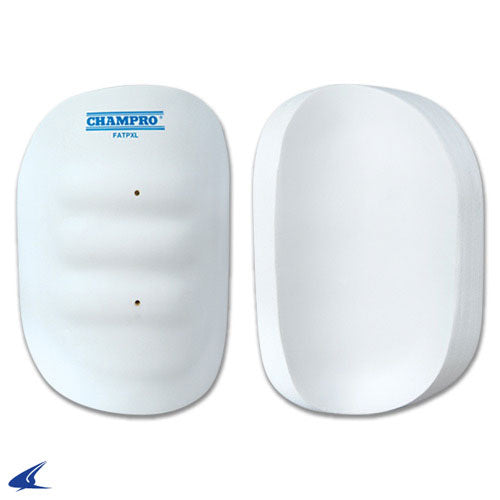 Champro Vinyl Coated Thigh Pads with Air Cushion - Youth <FONT size=2>(pair)</FONT>: FTPY