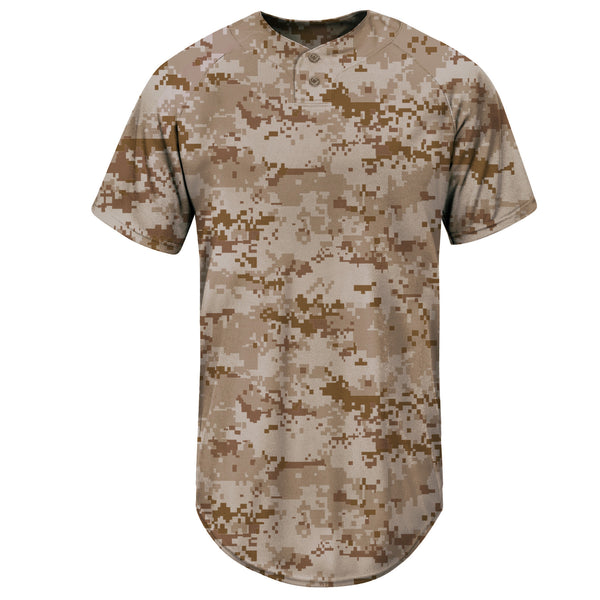 5c51df0ca MAJESTIC USMC DIGI CAMO YOUTH TWO BUTTON COLORBLOCK JERSEY   iY03