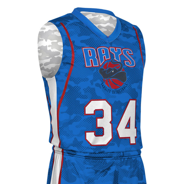 Champro Juice Game Men's Traditional Cut Reversible Jersey; M; Youth: J-BBJ3Z