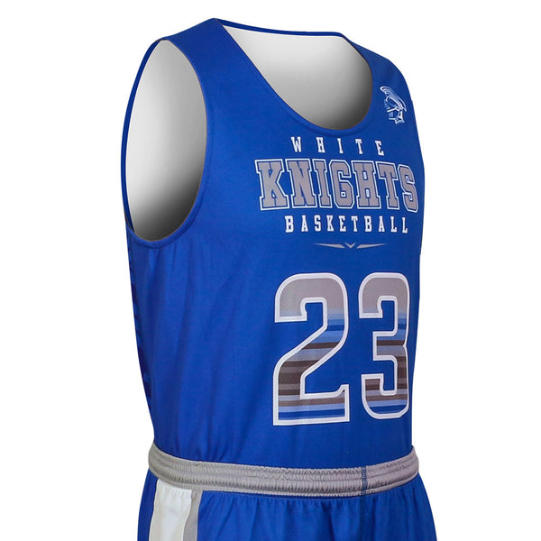 Champro Juice Fitted Cut Single-Ply Reversible Jersey; 2XL; Adult: J-BBJ6