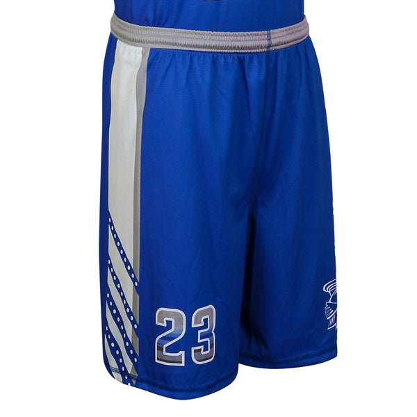 Champro Juice Fitted Cut Single-Ply Reversible Short; M; Youth: J-BBS6