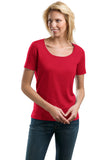 CLOSEOUT Port Authority Ladies Concept Scoop Tee. LM1003