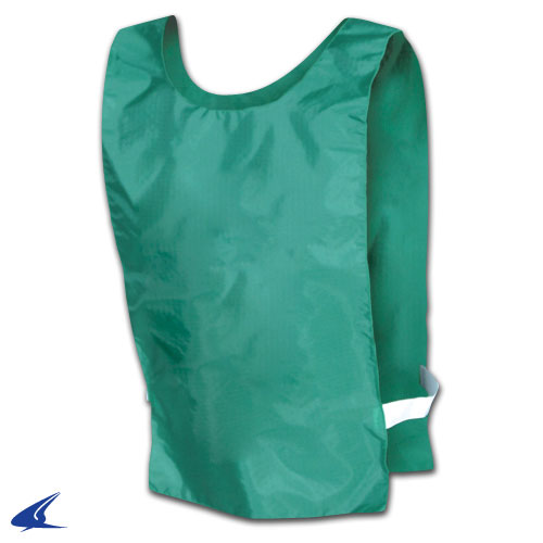 Champro Nylon Pinnie without Number Kelly Green <FONT size=2>(dozen)</FONT>: P420