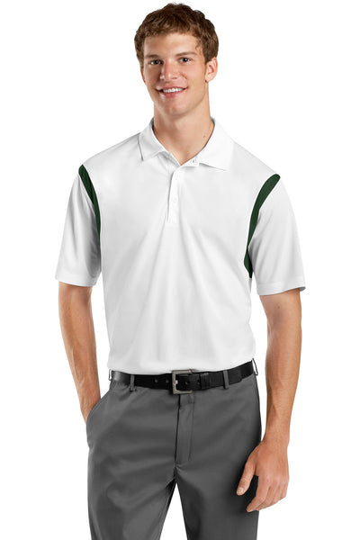 CLOSEOUT Sport-Tek Back Blocked Micropique Sport-Wick Polo. ST656