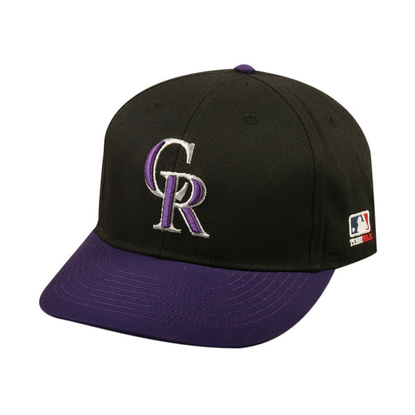 ROCKIES Oc Sports Mlb Replica Alternate Caps