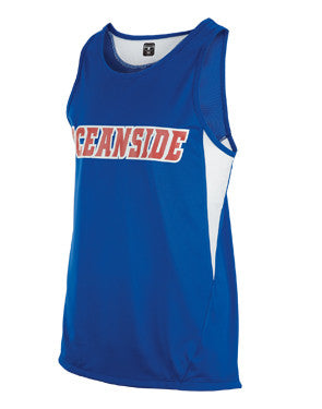 Teamwork Youth Tempo Track Singlet   style 1565