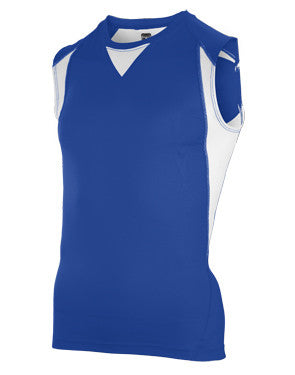 Teamwork Adult Volt Compression Singlet   style 1558