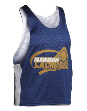 Teamwork Adult Sleeveless Rev Lacrosse Jersey   style 2357